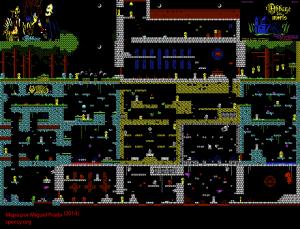 Mapa Abbaye des Morts